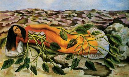 art by Frida Kahlo