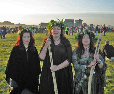Female Druids